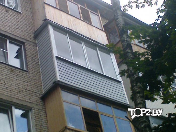 Balkon.by - остекление и отделка балконов.